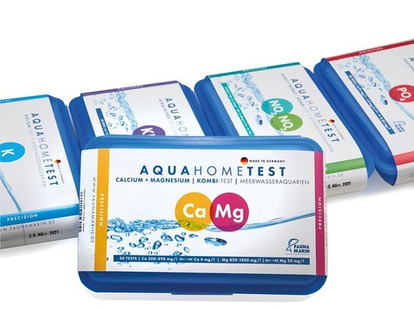AquaHomeTest Ca+Mg